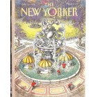 Cover Print of The New Yorker, July 18 1988