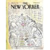 Cover Print of The New Yorker, July 22 1985