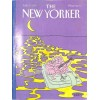 Cover Print of The New Yorker, July 27 1987