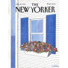 Cover Print of The New Yorker, July 28 1986