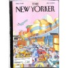 Cover Print of New Yorker, July 2 2001