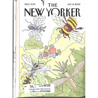 New Yorker, July 31 2006