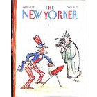 Cover Print of The New Yorker, July 3 1989