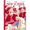 Cover Print of New Yorker, July 3 2006
