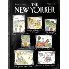 Cover Print of The New Yorker, June 12 1989