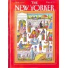 Cover Print of The New Yorker, June 1 1992