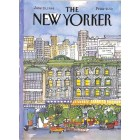 Cover Print of The New Yorker, June 25 1984