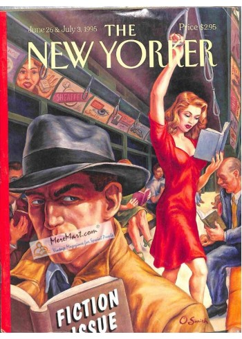 Cover Print of New Yorker, June 26 1995