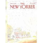 Cover Print of The New Yorker, June 6 1983
