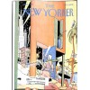 Cover Print of New Yorker, March 11 2002