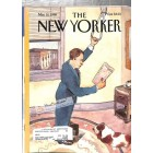 Cover Print of New Yorker, March 16 1998