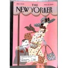 Cover Print of New Yorker, March 20 2000