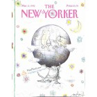 Cover Print of New Yorker, March 2 1992
