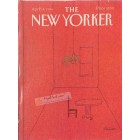Cover Print of The New Yorker, May 14 1986