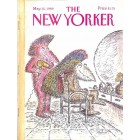Cover Print of The New Yorker, May 15 1989