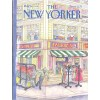 Cover Print of The New Yorker, May 16 1988