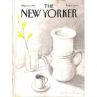 Cover Print of The New Yorker, May 19 1986