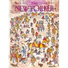 Cover Print of The New Yorker, May 21 1984