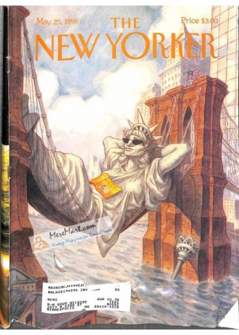 Cover Print of New Yorker, May 25 1998