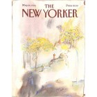 Cover Print of The New Yorker, May 26 1986