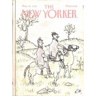 Cover Print of The New Yorker, May 28 1984