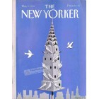 Cover Print of The New Yorker, May 8 1989