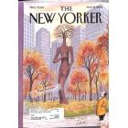 Cover Print of New Yorker, November 19 2001