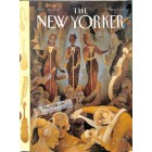 Cover Print of New Yorker, November 22 1993