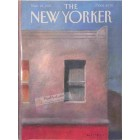 Cover Print of The New Yorker, November 23 1987