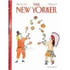 Cover Print of The New Yorker, November 26 1990