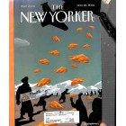Cover Print of New Yorker, November 26 2001