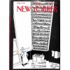 Cover Print of New Yorker, November 28 2005