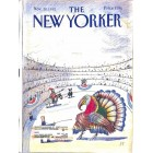 Cover Print of The New Yorker, November 30 1992