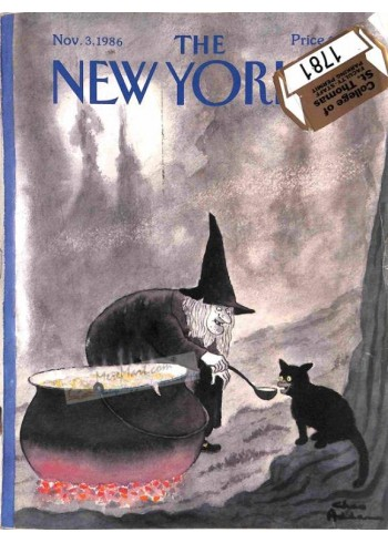 The New Yorker, November 3 1986