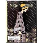 Cover Print of New Yorker, November 4 1996