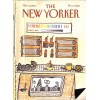 Cover Print of The New Yorker, October 10 1983