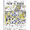 Cover Print of New Yorker, October 10 1994
