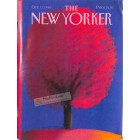 Cover Print of The New Yorker, October 13 1986