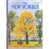 Cover Print of The New Yorker, October 14 1985