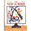 Cover Print of The New Yorker, October 15 1990