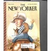 Cover Print of New Yorker, October 16 2000