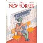 Cover Print of The New Yorker, October 17 1988