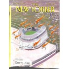 Cover Print of New Yorker, October 18 1993