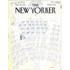 Cover Print of The New Yorker, October 20 1986