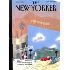 Cover Print of New Yorker, October 20 2003