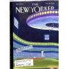 Cover Print of New Yorker, October 22 2001