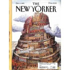 Cover Print of New Yorker, October 2 1995
