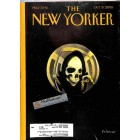 Cover Print of New Yorker, October 31 2005