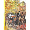 Cover Print of The New Yorker, October 5 1992