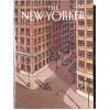 Cover Print of The New Yorker, October 6 1986